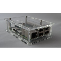 Obudowa do Raspberry Pi model 2/B+ - RP-box ver 2